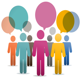 People talking: Professional Spanish to English translations